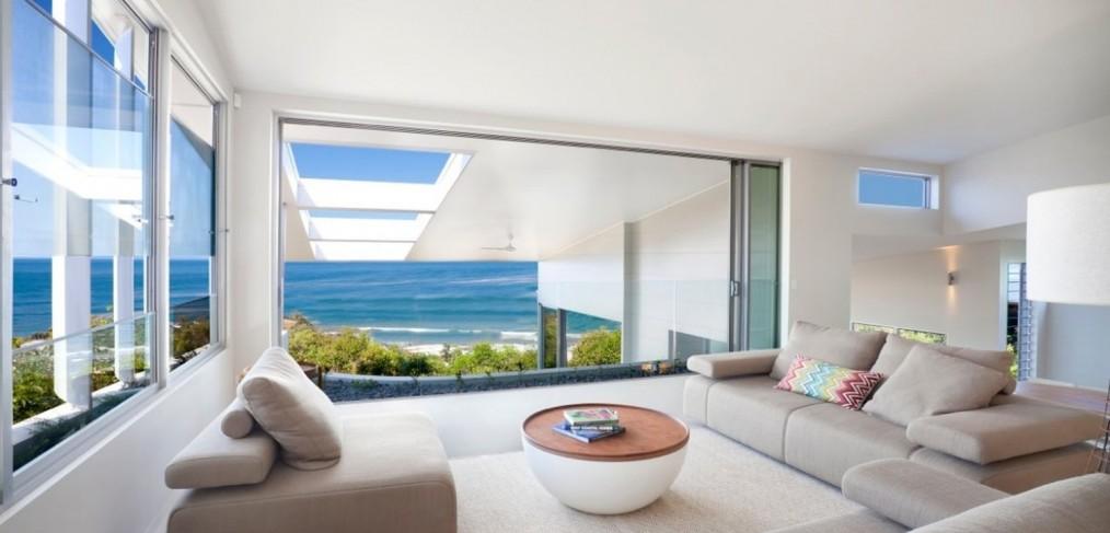 Charming Openplan Beach House Interior Design Ideas Granito