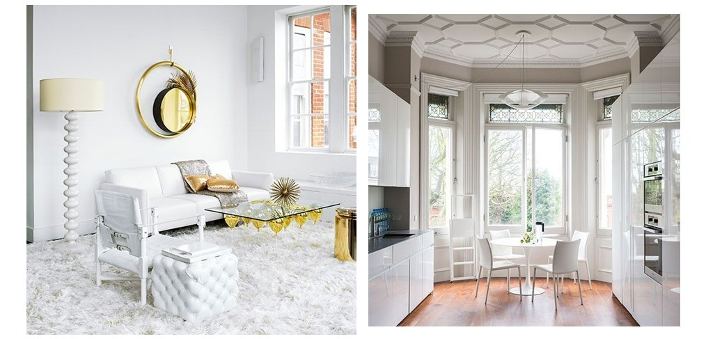 How To Design With An All White Interior