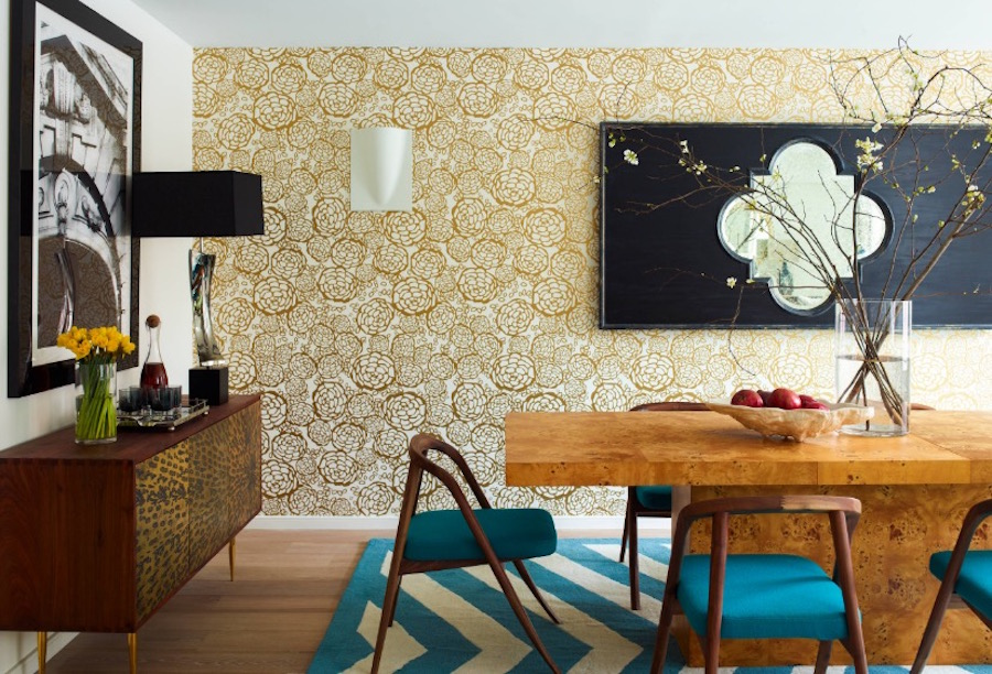 Bedroom Wallpaper Trends 2017