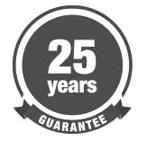 Garansi Produk 25 Tahun